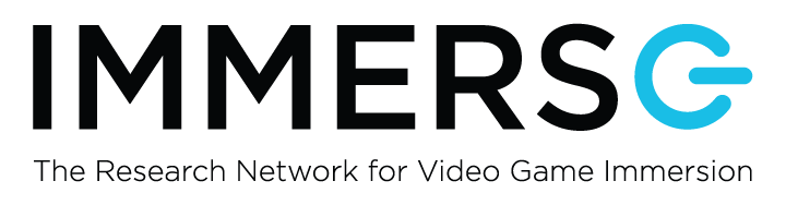 Immerse The Research Network for Videogame Immersion